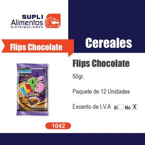 FILPS DE CHOCOLATE 50 GR
