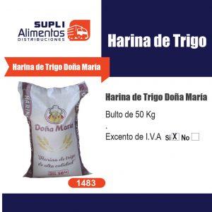 HARINA DE TRIGO DOÑA MARIA