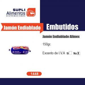 JAMÓN ENDIABLADO