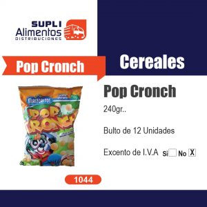 POP CRONCH